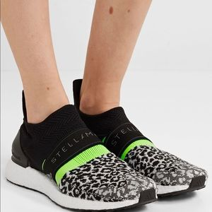 Stella McCartney 3dx ultraboost leopard print
